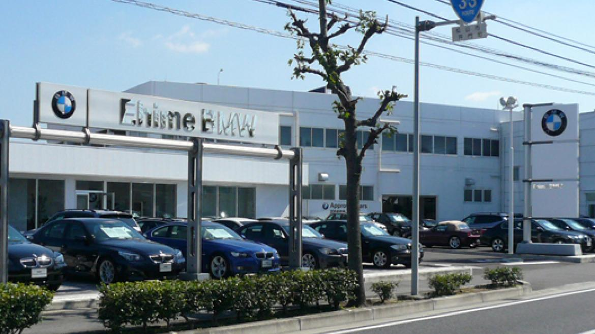 BMW Premium Selection 愛媛